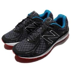 New Balance M720ra3 2e Wide Black Blue Red Mens Running Shoes Sneakers  M720ra32e 100% Authentic