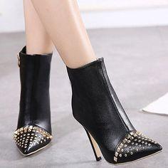 #Vivoren #boots #Vivoren #Fashion