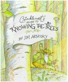 Crinkleroot's Guide to Knowing the Trees by Jim Arnosky All the Crinkleroot books are our favorite nature books. Both the text and illustrations are captivating and help them learn so much. Books For Boys, Childrens Books, Teen Books, Reading Lists, Book Lists, Reading Books, Nature Study, Nature Journal, Teaching Science
