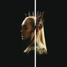 haaaaaaldiiiiiir: On his head was a crown of berries and red leaves ...