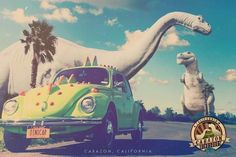 Cabazon dinosaurs Cabazon Dinosaurs, Palm Springs, Wall Art, Movie Posters, California, Summer, Summer Time, Film Poster, Billboard