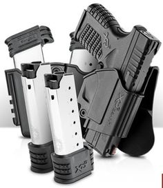 Springfield Pistols  Having sore fingers from reloading your magazines?  RAE Speedloader is your hero! For AUTHENTIC AMERICAN MADE magazine loaders, visit http://www.amazon.com/shops/raeind