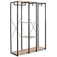 - Home Decoration for Your Inspirations Regal Industrial, Wooden Coat Rack, Garment Racks, Apt Ideas, Clothing Storage, Plank, Shoe Rack, Home Kitchens, Home Accessories
