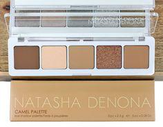 3 Ways to Wear the Natasha Denona Camel Eyeshadow Palette - July 06 2019 at Natural Makeup Tips, Organic Makeup, Eye Makeup Brushes, Makeup Geek, Contour Makeup, Makeup Palette, Eyeshadow Palette, Bridal Makeup Looks, Chanel Makeup
