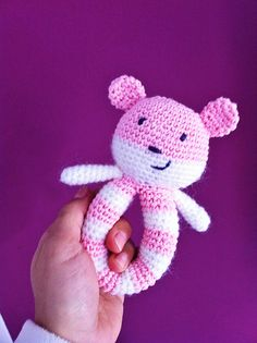 18 Free Crochet Patterns for Amazing Handmade Toys - Winding the Skein