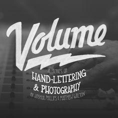 Joshua Phillips + Matthew Walton | Handlettering | Lettered | Lettering | Knative | Crowdfunded | T-shirt | Design | Community www.knative.co