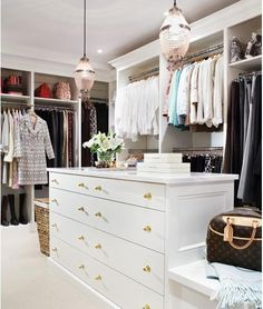 closet organization ideas | Closet Organization Tips - Paperblog