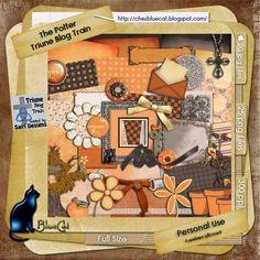 The Potter Triune Blog Train | ♥ Bienvenue chez BlueCat ♥