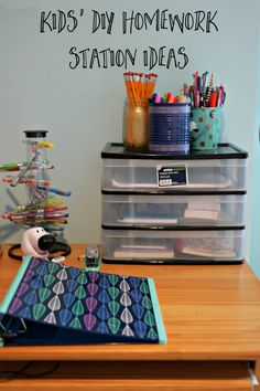 Kids' DIY Homework S