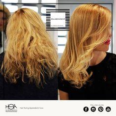 Before and After Eslabondexx #eslabondexxcolor
