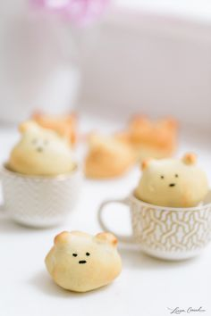Little Bear Buns