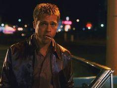 Brad Pitt| Ocean Eleven.