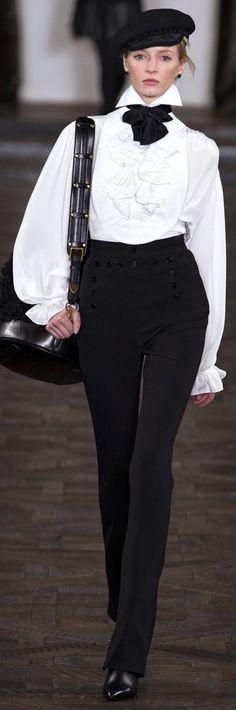 Ralph Lauren, Autumn/Winter 2013, Ready to Wear