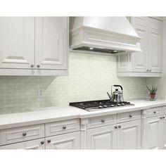 Product Image 2 Gl Tile Backsplash For White Cabinets Kitchen