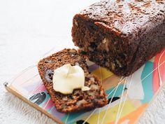 Date & Walnut Loaf Recipe Date Recipes, Loaf Recipes, Baking Recipes, Sweet Recipes, Dessert Recipes, Yummy Recipes, Baking Ideas, Kitchen Recipes, Delicious Desserts