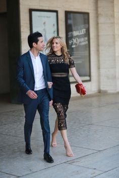 Stylish Couple Inspiration #4 Follow... | MenStyle1- Men's Style Blog