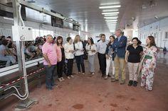 La Junta inyecta más de 740.000 euros en distintos proyectos de mejora del sector pesquero del Puerto de Motril