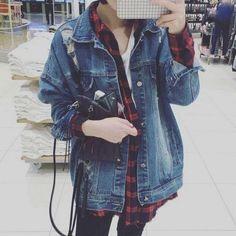 Fashion jean jacket YV3012