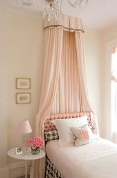Pale Pink And Cream
