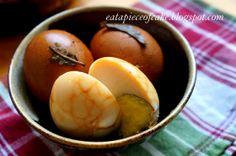 Herbal Eggs (Cha Ye Dan) Recipe