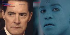 There Are Astounding Connections Between HBO's 'Watchmen' and 'Twin Peaks: The Return' Superhero Stories, David Lynch, Hbo Series, Twin Peaks, Connection, Diy And Crafts, Twins, The Incredibles