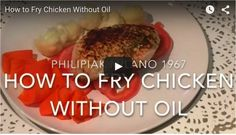 There are many features of Philipiak Milano cookware that turns heads when it comes to cooking healthy meals. But one of the most talked-about features that comes up during our cooking classes is t… Healthy Meals To Cook, Healthy Recipes, Cooking Classes, Fried Chicken, Cookware, Fries, Beef, Food, Health Recipes