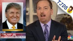 Donald Trump's Lie About Cheering Muslims Shocks Chuck Todd Into Journalism