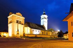 List of the most beautiful medieval towns in Slovakia that should be must see when you visit this country, including those signed to UNESCO heritage list Big Country, Medieval Town, Lonely Planet, Most Beautiful, Mansions, History, House Styles, Home, Historia