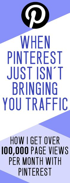 THIS IS AMAZING! how to use pinterest to get blog traffic!