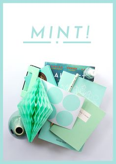 grandstoriesdesign | ColorLove - 1 // Mint!