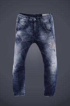 Diesel #jeans: Fayza #indigo #collection