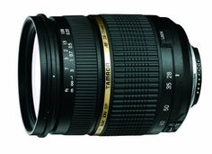 Tamron AF 28-75mm f/2.8 SP XR Di LD Aspherical (IF) for Canon Digital SLR Cameras (Model A09E) - http://allgoodies.net/tamron-af-28-75mm-f2-8-sp-xr-di-ld-aspherical-if-for-canon-digital-slr-cameras-model-a09e/
