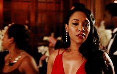 """ Iris West """