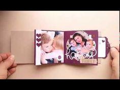 Diy Mini Album, Tarjetas Pop Up, Diy And Crafts, Paper Crafts, Mini S, Explosion Box, Stamping Up, Scrapbook Cards, Stampin Up Cards
