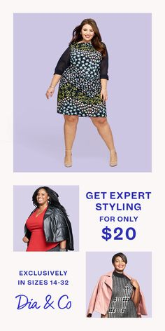 42813195409 Plus Size Clothing and Personal Styling for Women