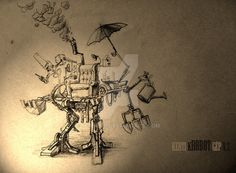 steampunk machine - Buscar con Google