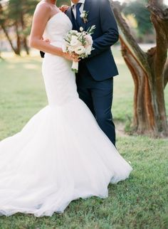 This OMG dress! http://www.stylemepretty.com/little-black-book-blog/2015/02/25/rustic-charm-in-the-south-of-france/ | Photography: Greg Finck - http://www.gregfinck.com/