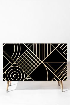 Fimbis Whackadoodle Credenza | DENY Designs Home Accessories