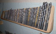 Drill Bit Display-Storage