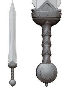 ryse son of rome sword - Пошук Google