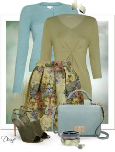 """""""Tapestry"""" by diane-hansen ❤ liked on Polyvore"""