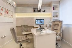 Sala de Arquitetos -  Associados - Debora Nunes Mensch