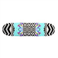 Mix #432 - Colourful Skateboard