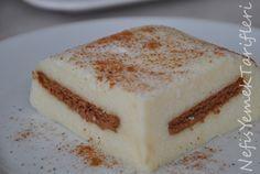 İrmik Tatlısı Tarifi - Nefis Yemek Tarifleri Sweet Recipes, Cake Recipes, Far Breton, Turkish Sweets, Salty Foods, Pie Dessert, Arabic Food, Turkish Recipes, Sweet And Salty