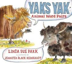 Presents animals acting out the verbs made from their names, including hogs hogging, slugs slugging, and other creatures demonstrating homographs, words with different meanings that are spelled and pronounced the same.