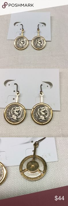 Selling this Richard and Renee RR JEWELRY EARRINGS on Poshmark! My username is: kennjenn2010. #shopmycloset #poshmark #fashion #shopping #style #forsale #Rr #Jewelry