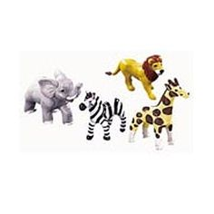 Jungle Party Cake Decorations