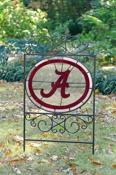 Alabama Crimson Tide Yard Sign