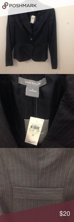 Jacket blazer New Ann Taylor Jackets & Coats Jean Jackets