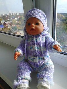 Кукольный сундучок - ОКТЯБРЬ Baby Born Clothes, Pet Clothes, Doll Clothes, Knitting Dolls Clothes, Knitted Dolls, Reborn Dolls, Baby Dolls, Doll Patterns, Knitting Patterns